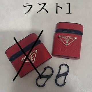 AirPodsケース AirPods ケース カバー(ヘッドフォン/イヤフォン)