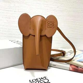 LOEWE - LOEWE ロエベ Elephant ミニ ショルダーバッグ