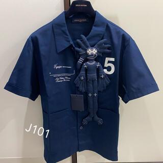 LOUIS VUITTON - ルイヴィトン 限定品 スタッフシャツ パペット 2021春夏コレクション