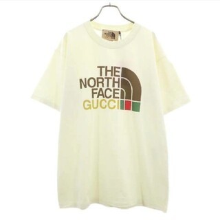 Gucci - THE NORTH FACE x GUCCI コットン Tシャツ