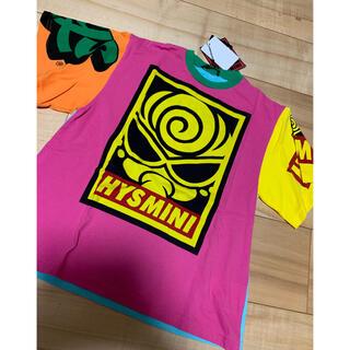 ヒステリックミニ(HYSTERIC MINI)のヒスミニ 半袖 ピンク 105 110 120(Tシャツ/カットソー)