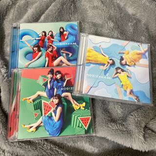 乃木坂46 - ジコチューで行こう! CDセット