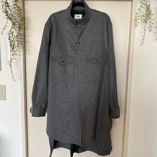 ワイスリー(Y-3)のY-3(ワイスリー) ウール ロングシャツ パンツ(シャツ)