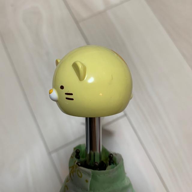 サンエックス(サンエックス)のすみっこぐらし  折りたたみ傘 エンタメ/ホビーのおもちゃ/ぬいぐるみ(キャラクターグッズ)の商品写真