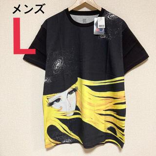 Design Tshirts Store graniph - 新品・タグ付き◎銀河鉄道999 メーテルTシャツ♪