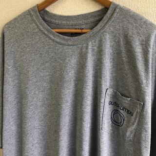 ギルダン オウトクンプ社 プリント ポケット Tシャツ