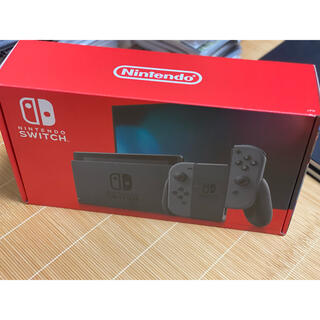 Nintendo Switch - ニンテンドースイッチ  本体 Nintendo Switch グレー