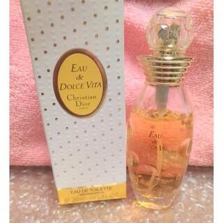クリスチャンディオール(Christian Dior)のDior 30ml オードゥ ドルチェ ヴィータ トワレ  スプレー(香水(女性用))