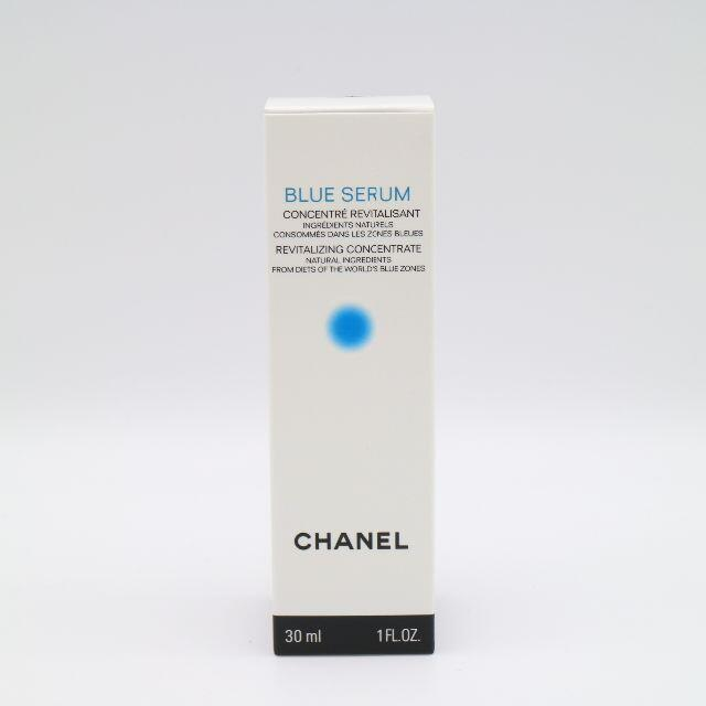 CHANEL(シャネル)のシャネル ブルー セラム 未使用品 コスメ/美容のスキンケア/基礎化粧品(美容液)の商品写真