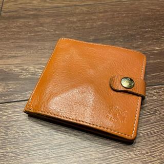 IL BISONTE - イルビゾンテ 小銭入れ付き 財布 ウォレット