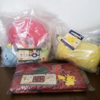 BANDAI - ポケモン ソード シールド 一番くじ A賞 クッション B賞 ぬいぐるみ C賞