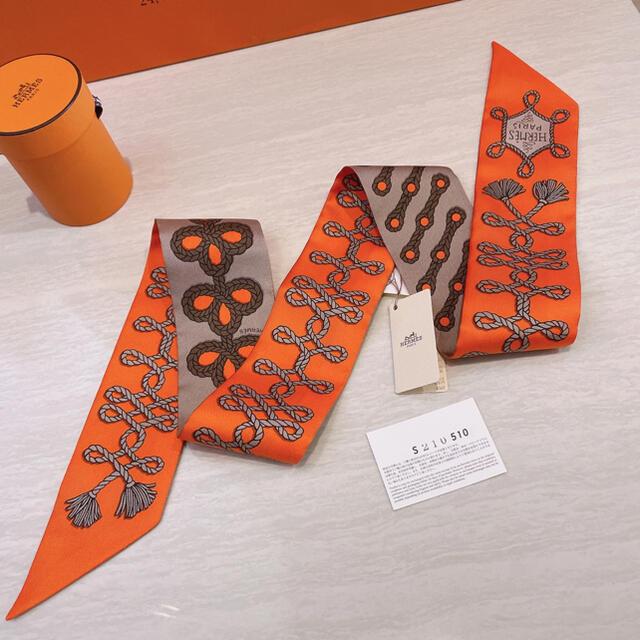Hermes(エルメス)のHERMESエルメス2021SS新作ツイリー  レディースのファッション小物(バンダナ/スカーフ)の商品写真