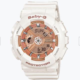 ベビージー(Baby-G)のBaby-G / BA-110-7A1JF(腕時計)