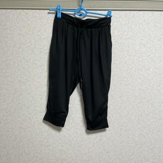 ジーユー(GU)の【5/24まで】スポーツ用 パンツ 膝下丈(ウェア)
