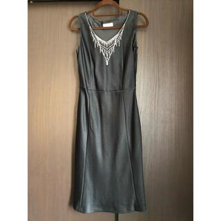 エニィスィス(anySiS)のエニィスィス ワンピース ドレス(ミディアムドレス)