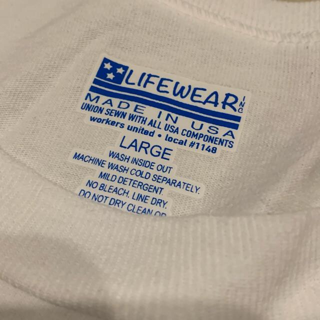 ARC'TERYX(アークテリクス)のArc'texas arctexas land lover Tシャツ メンズのトップス(Tシャツ/カットソー(半袖/袖なし))の商品写真