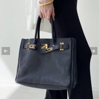 L'Appartement DEUXIEME CLASSE - 【シータパランティカ】Tote Bag ブラック