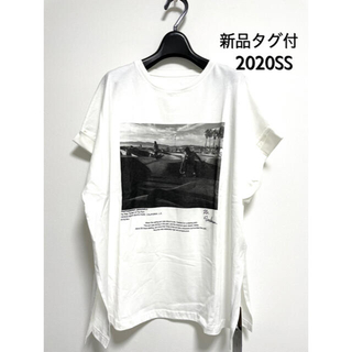 Plage - 新品タグ付2020SS Plage【JANE SMITH】フォトTシャツ