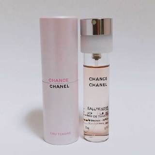 CHANEL - シャネル チャンス オータンドゥル ツイスト&スプレー オードトワレ 20ml