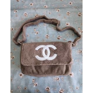 シャネル(CHANEL)の♥極美品♥CHANELシャネル ノベルティ ショルダーバッグ·トートバッグ·クラ(バッグ)