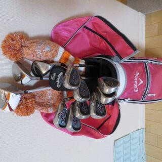 Callaway Golf - レディース ゴルフクラブセット(超豪華 キャロウェイ レディース)