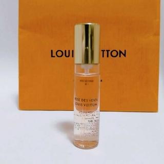 LOUIS VUITTON - ルイヴィトン トラベルスプレー レフィル ローズ・デ・ヴァン 7.5ml 香水