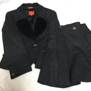 ヴィヴィアンウエストウッド(Vivienne Westwood)の  グレー系 Vivienne Westwood スーツ フォーマル (スーツ)