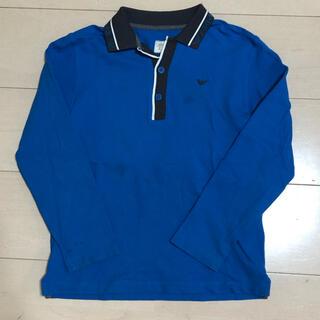 アルマーニ ジュニア(ARMANI JUNIOR)のアルマーニジュニア❤8A 130cm ポロシャツ ロングシャツ ARMANI(Tシャツ/カットソー)