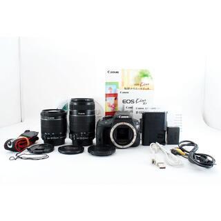 Canon - Canon EOS Kiss X7 ダブルズームレンズキット