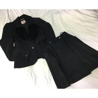 ヴィヴィアンウエストウッド(Vivienne Westwood)のサイズ2 セットアップスーツ ブラック系(スーツ)