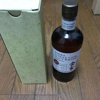 ニッカウイスキー(ニッカウヰスキー)の余市シングルカスク10年(ウイスキー)