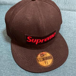 Supreme - Supreme NEWERAキャップ