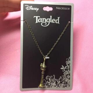 ディズニー(Disney)のラプンツェル ネックレス ホットトピック 海外 ディズニー(ネックレス)