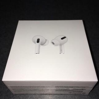 新品未開封Apple AirPods Pro アップル エアーポッズ プロ(ヘッドフォン/イヤフォン)