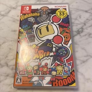 Nintendo Switch - super bomber Man R