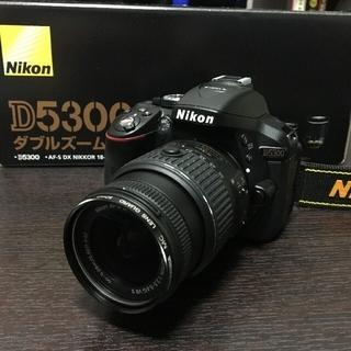 Nikon - Nikon D5300 ダブルズームキット