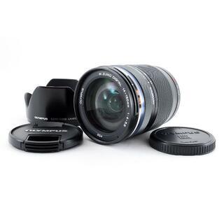 オリンパス(OLYMPUS)のM.ZUIKO DIGITAL 14-150mm F4-5.6 II(レンズ(ズーム))