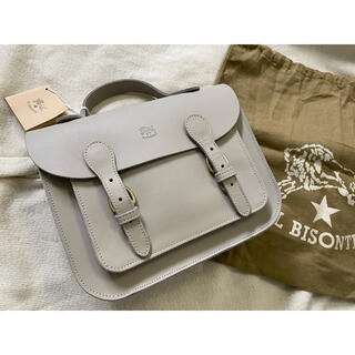 IL BISONTE - 【正規品 新品 未使用】イルビゾンテ 2way ミニハンドバッグ ♪