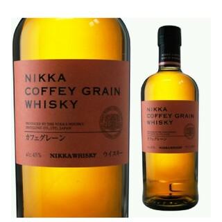 ニッカウイスキー(ニッカウヰスキー)の貴重なジャパニーズウイスキー ニッカカフェグレーン 1本(ウイスキー)
