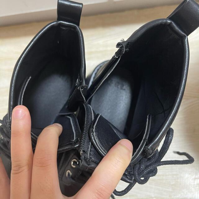 GRL(グレイル)のGRL 厚底ブーツ レディースの靴/シューズ(ブーツ)の商品写真