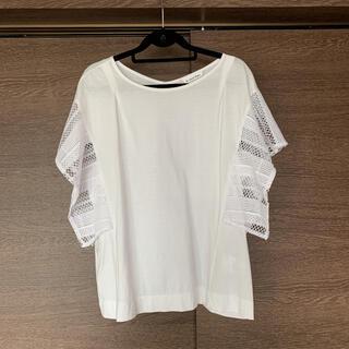ルクールブラン(le.coeur blanc)のルクールブラン トップス カットソー Tシャツ(Tシャツ(半袖/袖なし))