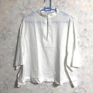 メルロー(merlot)のトップス(Tシャツ(長袖/七分))