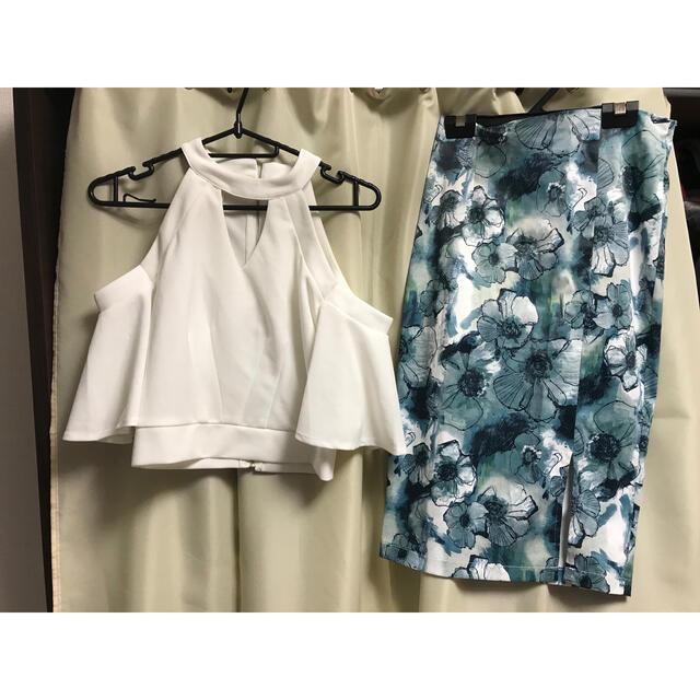 an(アン)のキャバドレス セパレート レディースのフォーマル/ドレス(ミニドレス)の商品写真