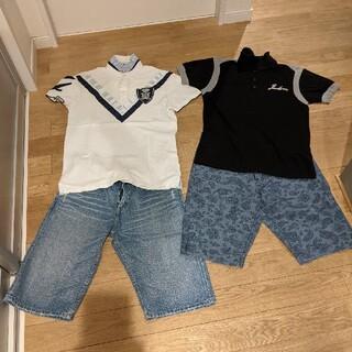ZARA - 【まとめ売り】ハーフパンツ/ポロシャツ