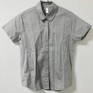 アメリカンアパレル(American Apparel)のAmerican Apparel アメリカンアパレル 半袖 シャツ アメアパ(シャツ/ブラウス(半袖/袖なし))