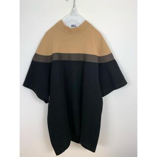 kolor - 20ss kolor カラー ハイネック プルオーバー  Tシャツ カットソー