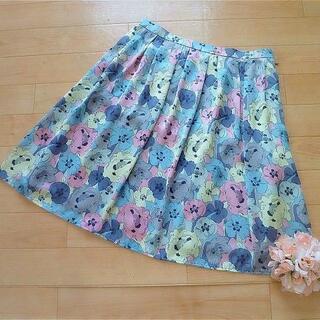 チェスティ(Chesty)のANAYI☆アナイ☆可愛らしいスカート(ひざ丈スカート)