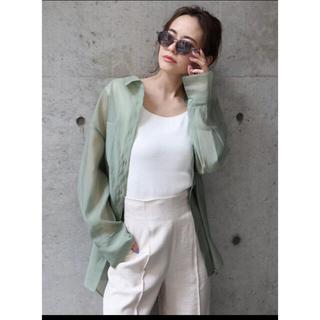 MURUA - オーバーシアーシャツ  完売品