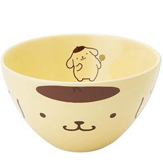 ポムポムプリン(ポムポムプリン)のポムポムプリン 美濃焼 お茶碗 激レア(食器)