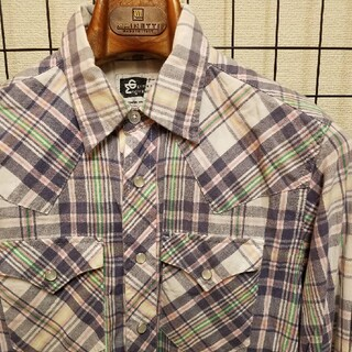 エンジニアードガーメンツ(Engineered Garments)のUSA製 Engineered Garments Western Shirt(シャツ)
